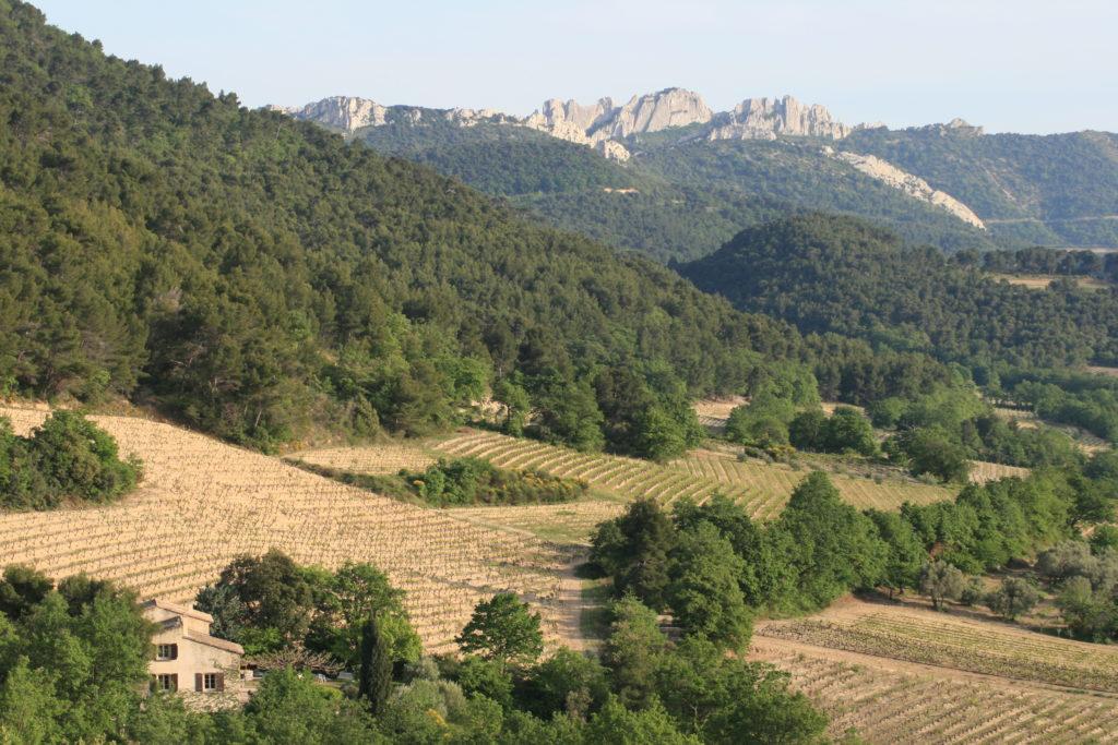 Sablet Côte du Rhône