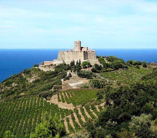 Fort saint elme, Languedoc Roussillon